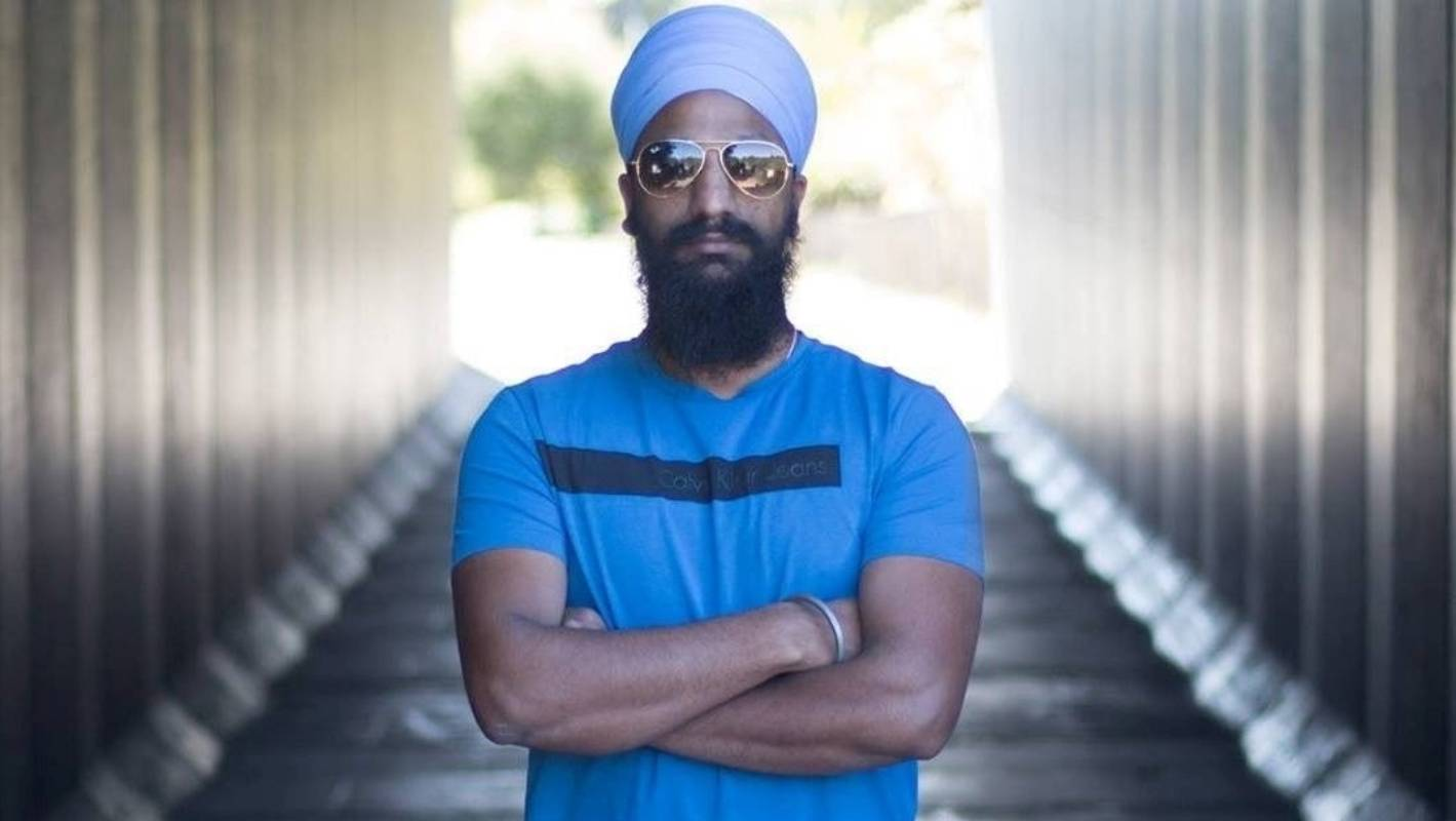 Kiwi Sikh hospitality worker awarded $14,000 after being barred from working at world-famous hotel over 'no-beards' policy