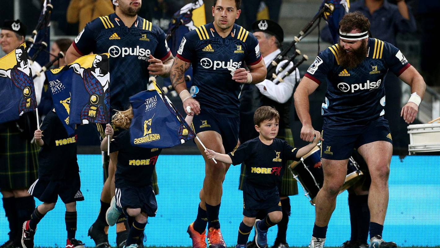 Highlanders have 'no appetite' to follow Crusaders' brand, logo review