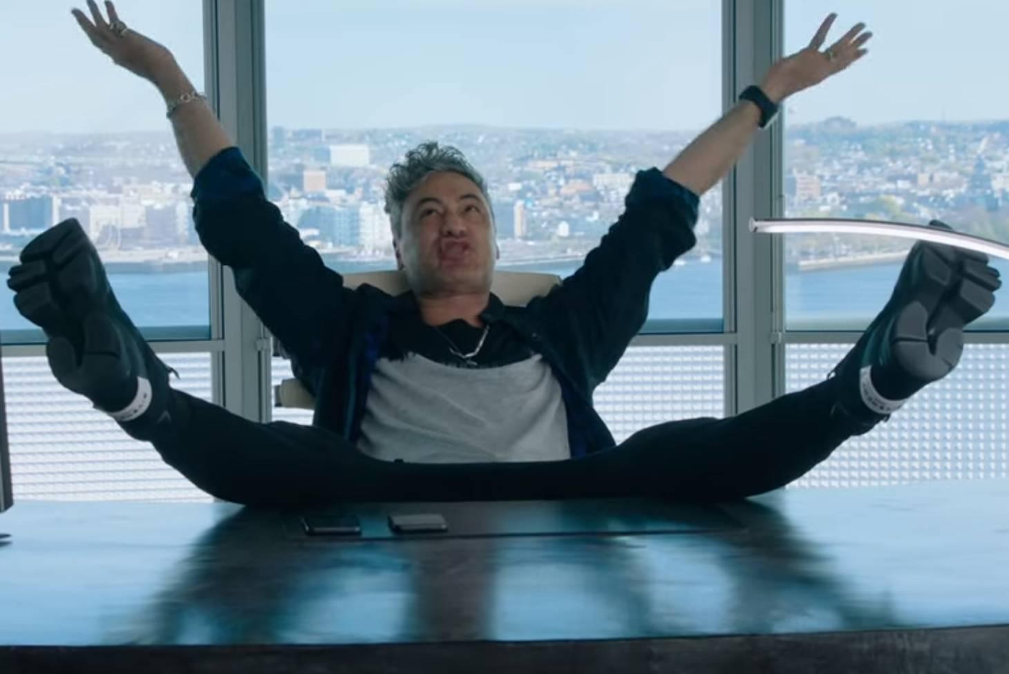 Free Guy Taika Waititi Stars In First Trailer For New Ryan Reynolds Movie Stuff Co Nz