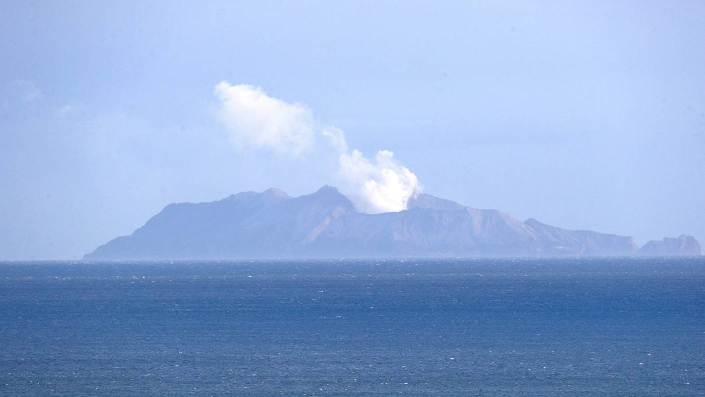 White Island: 47 people were on the island when it erupted, leaving at least five dead