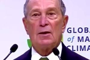 I'm here because Trump isn't: Bloomberg at COP25