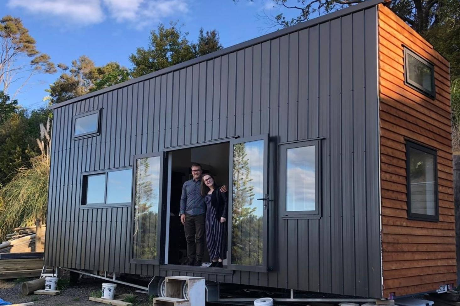 Why We Took Out A 55k Loan To Build Our Own Tiny House Stuff Co Nz