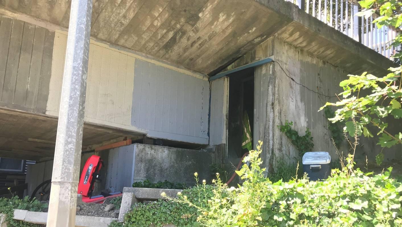 Fire in secret Wellington homeless spot reveals hacked electricity