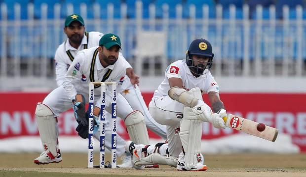 Sri Lanka's Niroshan Dickwella fields embarrassing question meant for team-mate