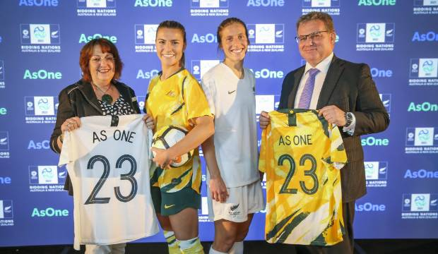 NZ Football confirms joint bid with Australia for 2023 Fifa Women's World Cup