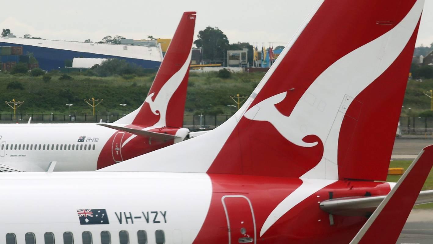 Qantas aircraft evacuated in Australia after smoke fills cabin