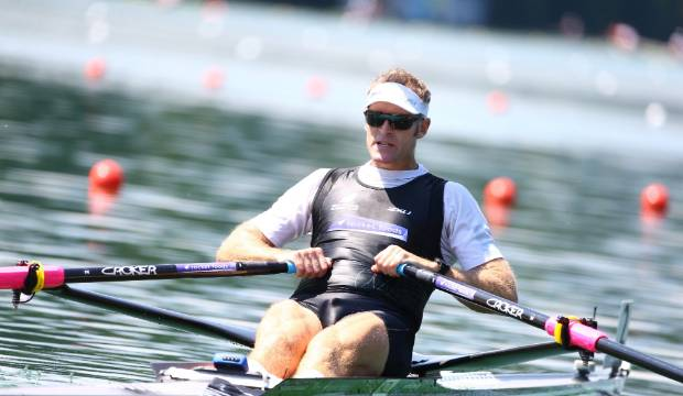 Mahe Drysdale fails to make final at North Island club champs rowing