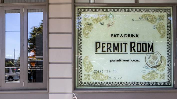 The Permit Room near Victoria Square in Christchurch serves a bottomless brunch with unlimited gin and tonic, beer, prosecco, mimosas and juice on offer.