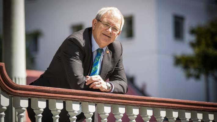 New Year Honours 2020 Former Wellington College Headmaster Humbled Stuff Co Nz