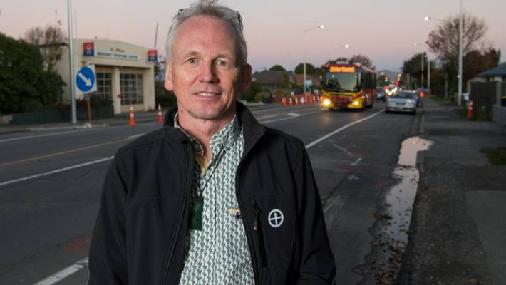 "Transport accounts for more than half of Christchurch's carbon emissions, an ""astronomically high"" number believes transport planner Axel Wilke."