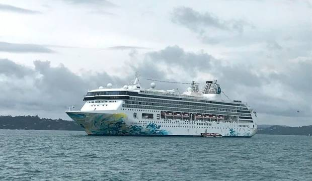 Cruise ship industry says value could be greater if Auckland port had bigger berth