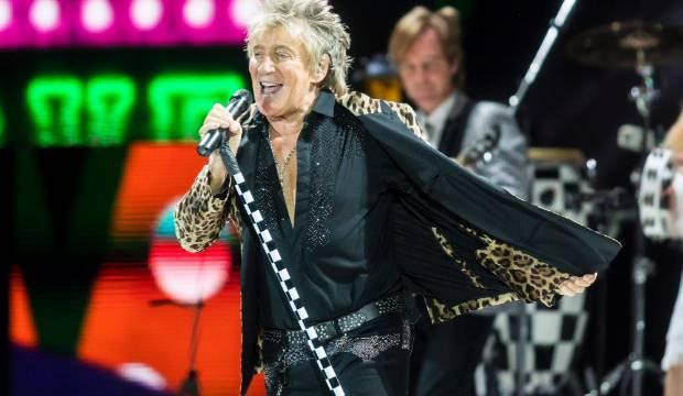 Rod Stewart announces third New Zealand concert in Dunedin
