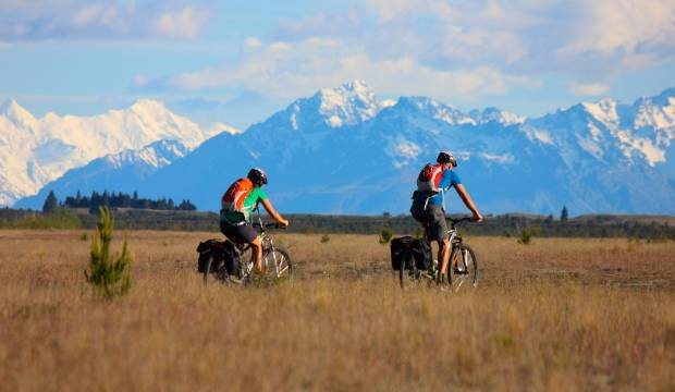 New Zealand Cycle Trail a great alternative to highways