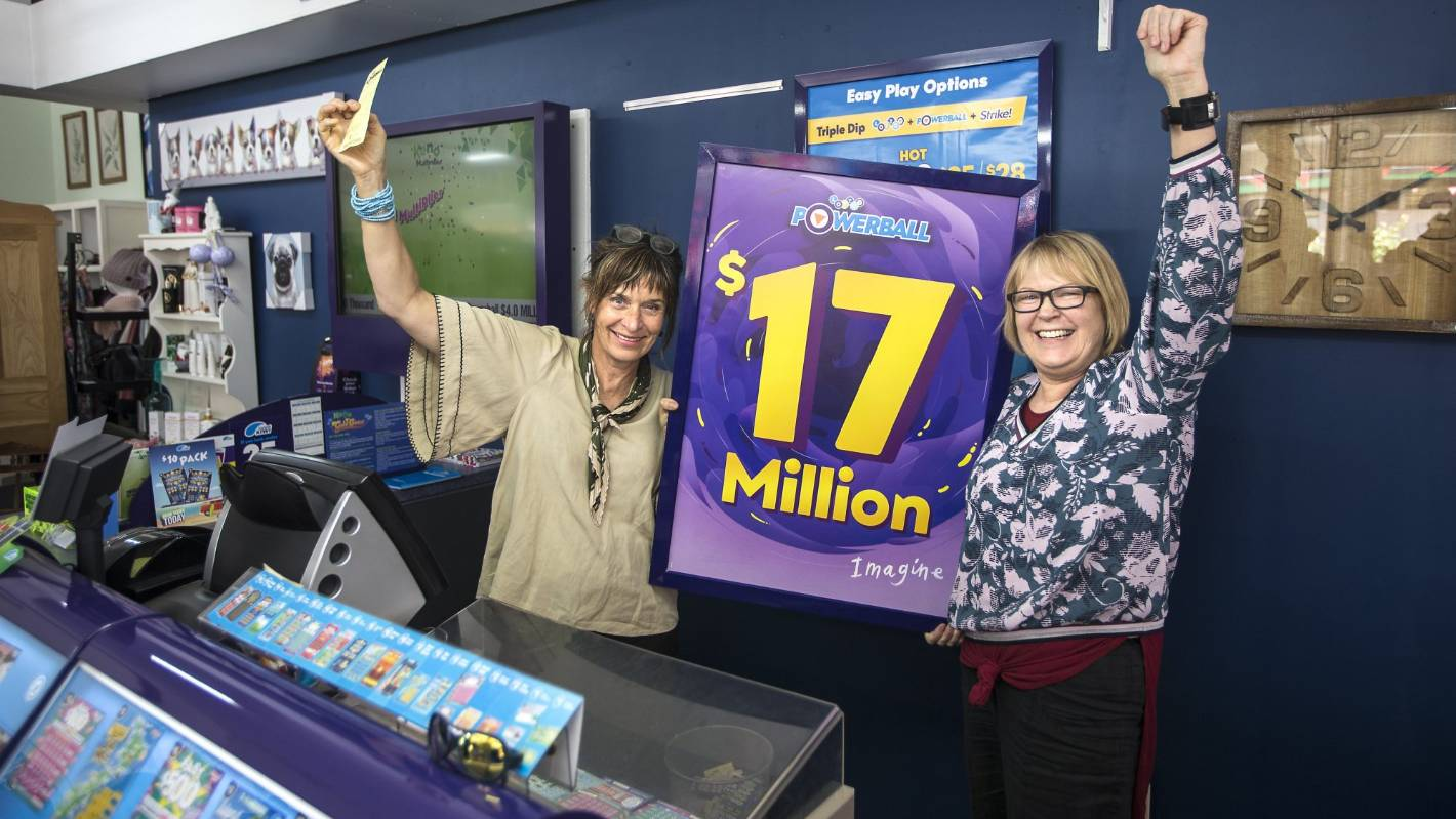 Missing Lotto winner claims their $17.1 million