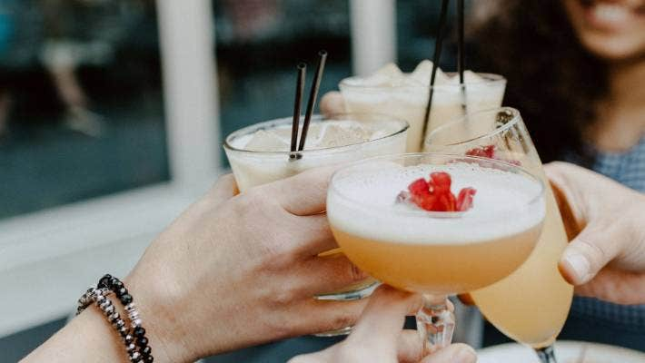 Cheers to that: there are plenty of Auckland bars and restaurants not charging a surcharge.