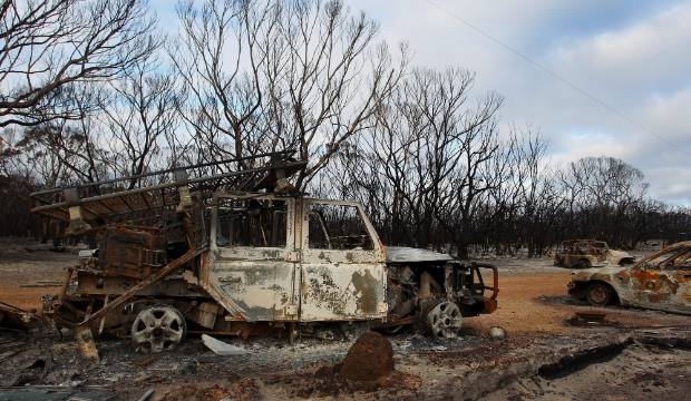 Economic impact of bushfires could linger over Australia and NZ