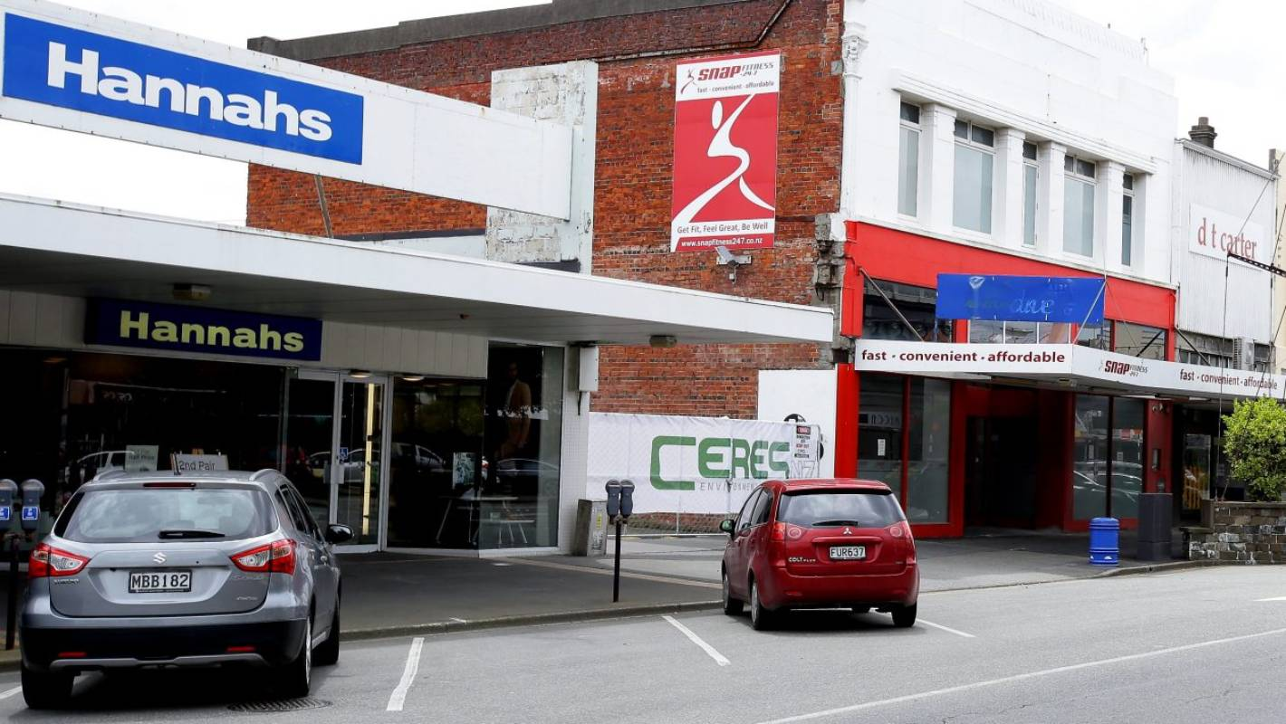 Earthquake prone building assessments under way in Southland
