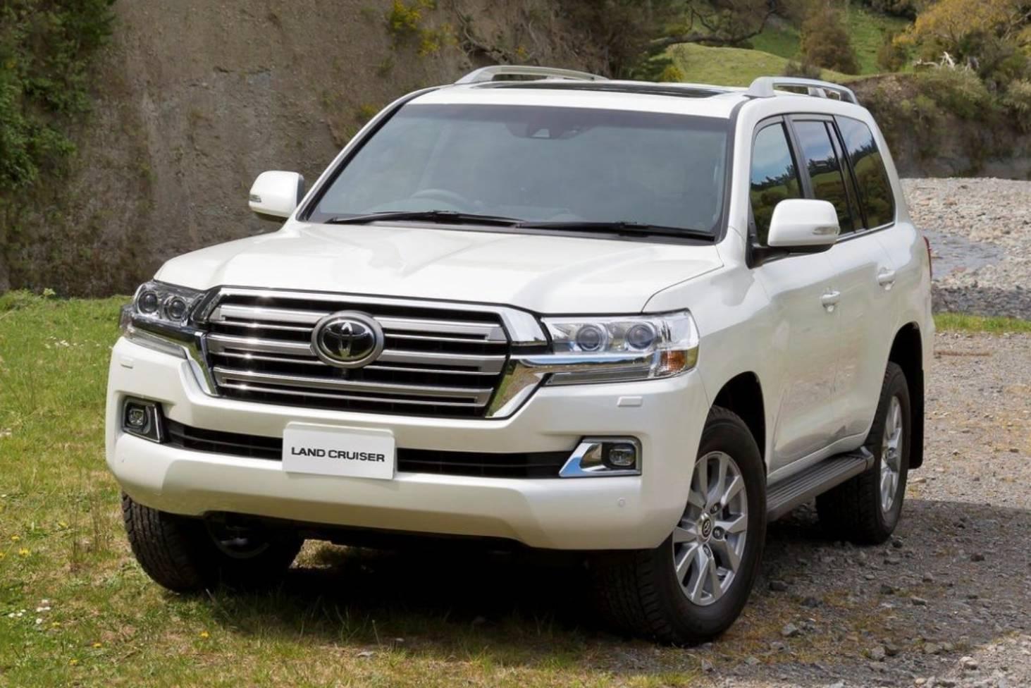 Kelebihan Kekurangan Toyota Land Review