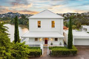 This former harbourmaster's house, built in the 1880s, has been listed for sale. The house has undergone a massive ...