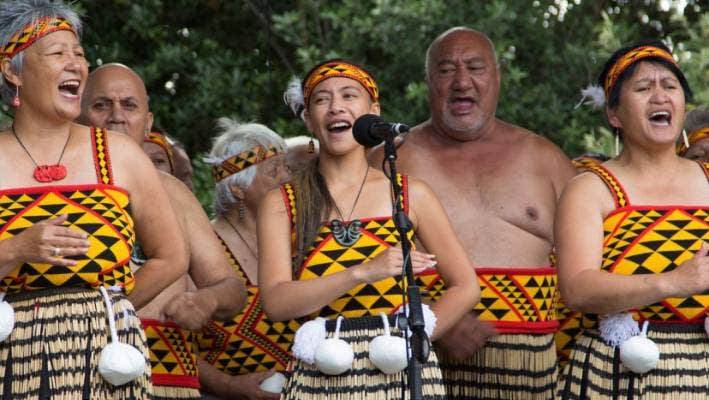 Poi E: The Story of Our Song will be screened in Aotea Square.