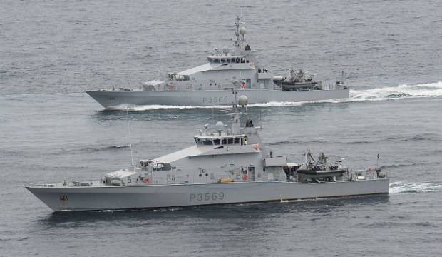 HMNZS Rotoiti and Pukaki briefly advertised for sale on Australian website