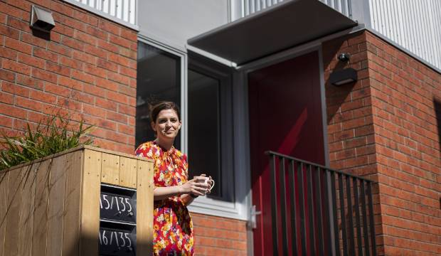 Plan to attract central city dwellers in Christchurch already falling behind