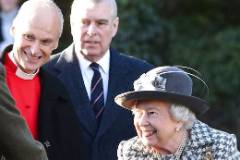 Prince Andrew back in the fold