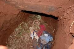 Paraguay prison escape via tunnel