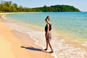 With clear water, coral reefs and jungle, Koh Ta Kiev has all the essential ingredients for life on a tropical island.