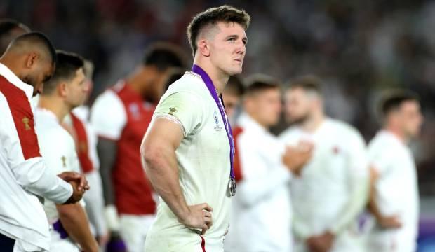 England's Tom Curry gets cruel Rugby World Cup reminder from Faf de Klerk