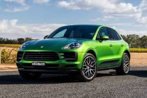 The Macan was a no-brainer for Porsche after people accepted the larger Cayenne.