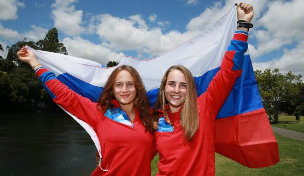 Russian women shoulder-tapped for rugby sevens career