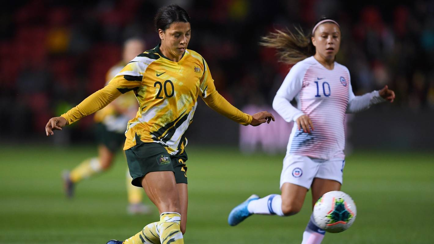 Coronavirus fears force Sydney to host Olympic football qualifiers