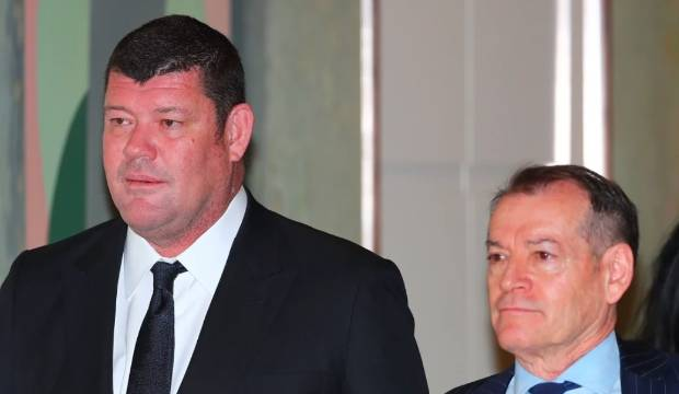 Aussie billionaire James Packer's unhappy homecoming