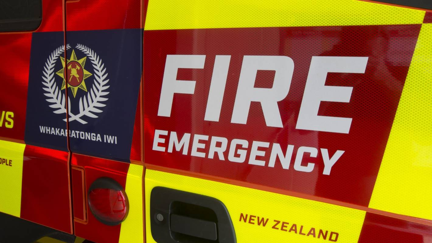 No one injured in Waimate house fire