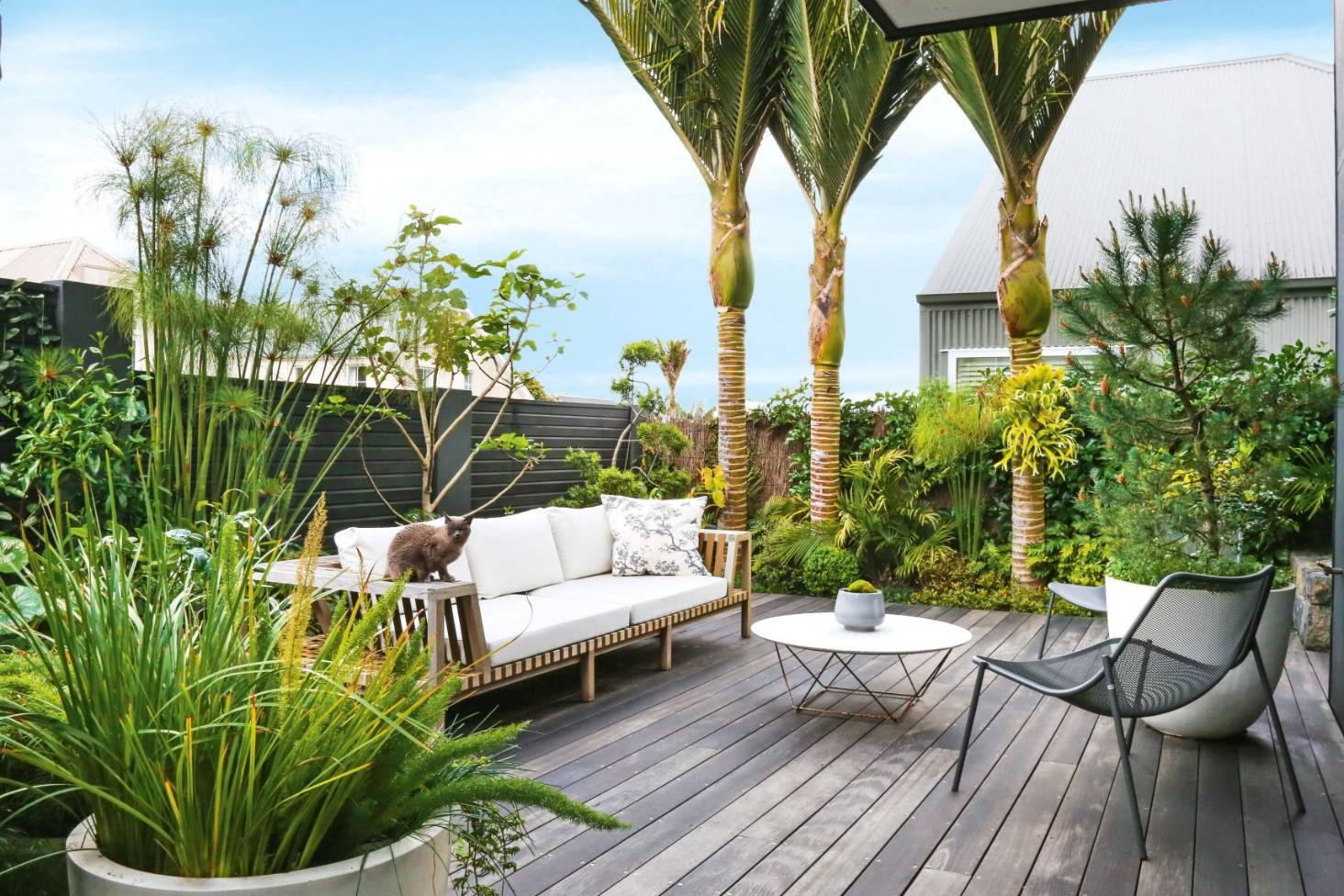 8 Design Tips For Small Gardens Stuff Co Nz