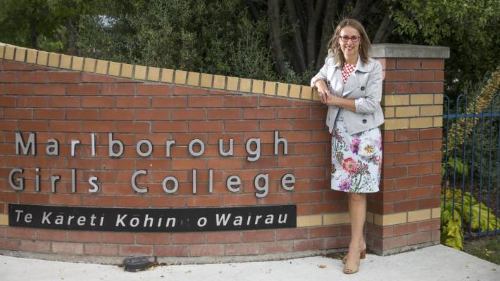 Marlborough Girls' College principal Mary-Jeanne Lynch said leadership programmes were a big focus for this year.