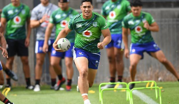 Roger Tuivasa-Sheck's pursuit of excellence takes Warriors skipper to US