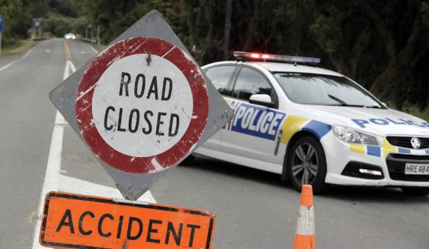 Police chase in Wairarapa ends with suspect crashing into ditch