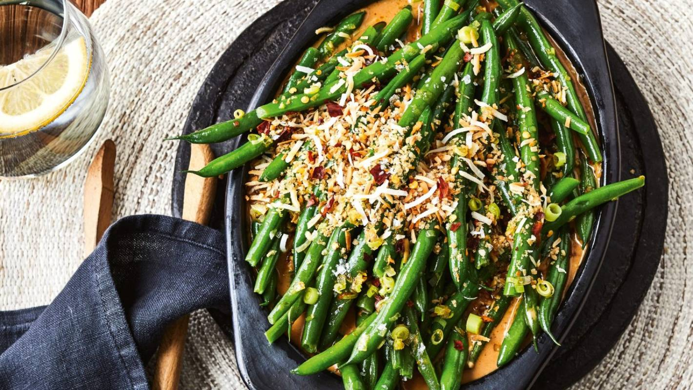Recipe: Sambal Goreng Buncis (Green Beans)   Stuff.co.nz