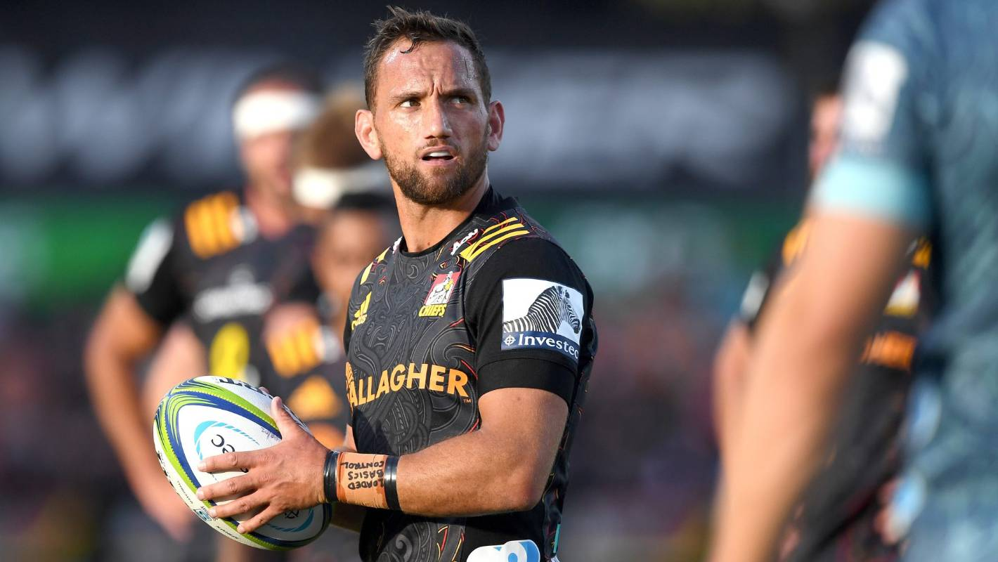 Super Rugby team of the week: Aaron Cruden is on track for All Blacks recall
