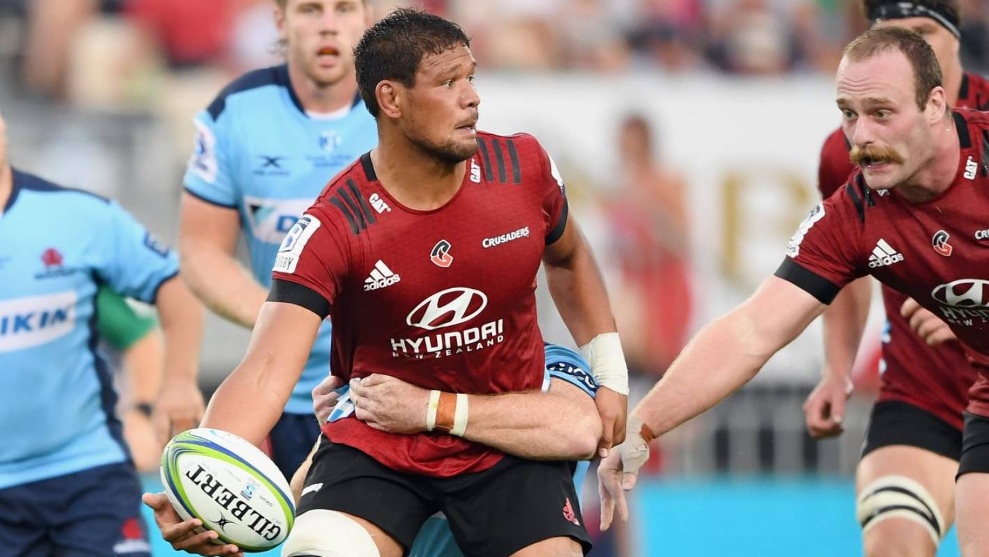 Super Rugby: Richie Mo'unga's return tempered by loss of loose forward - Stuff.co.nz