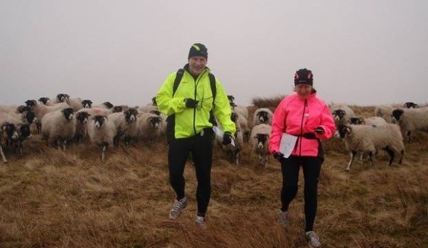 British couple who run around the world keen on Christchurch remembrance run