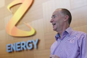 Z Energy chief executive Mike Bennetts says the company is cutting its own emissions at the same time as offering ...