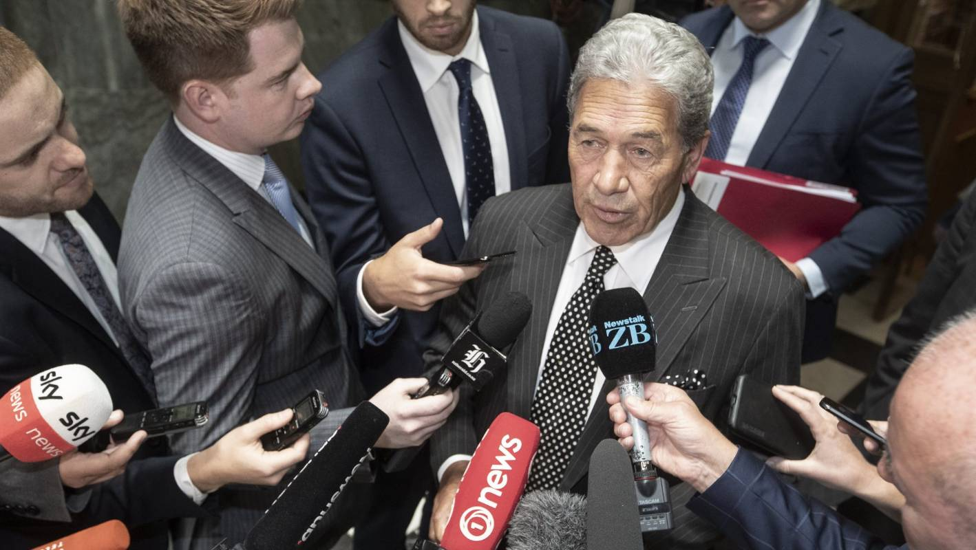 Songs, jokes and serious fraud in New Zealand politics
