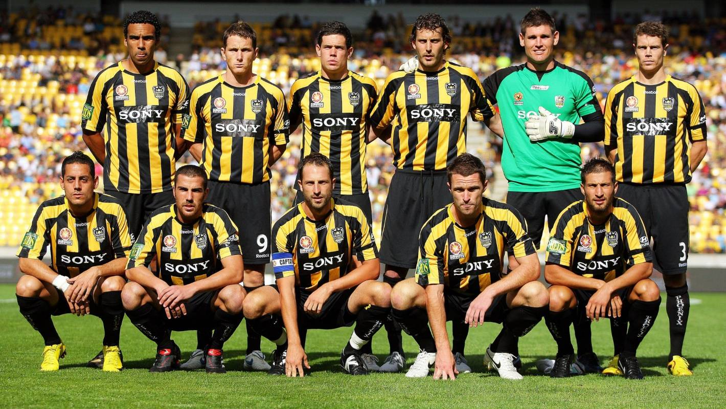 Your first time is always special: Wellington Phoenix legends remember playoff debut