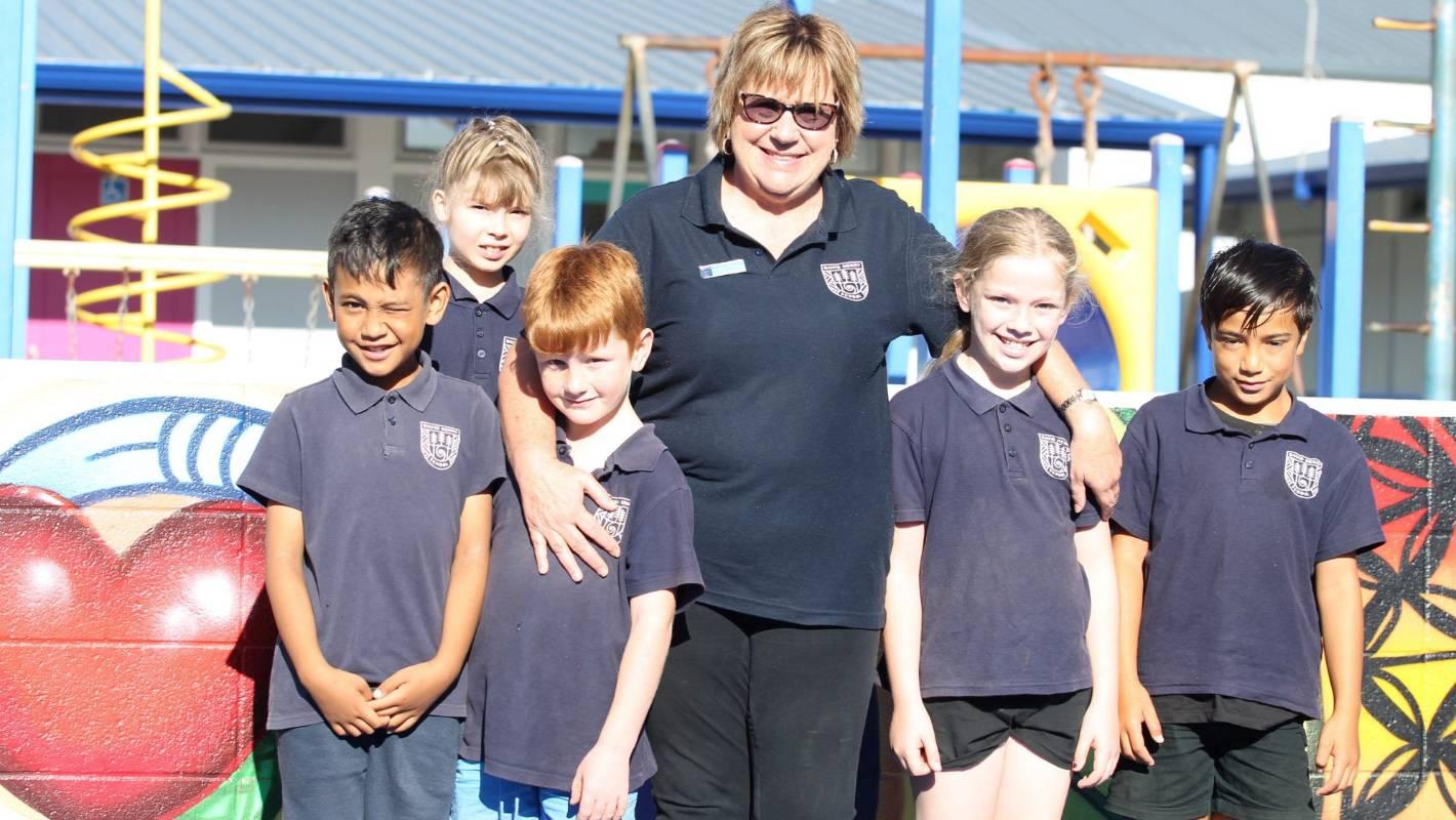 Award winning Waikato teacher all about the kids