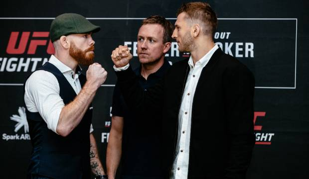 UFC considers more NZ shows as it prepares for biggest Auckland event yet