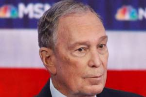 Former New York City Mayor Mike Bloomberg was targeted by his rivals on his Democratic debate debut.