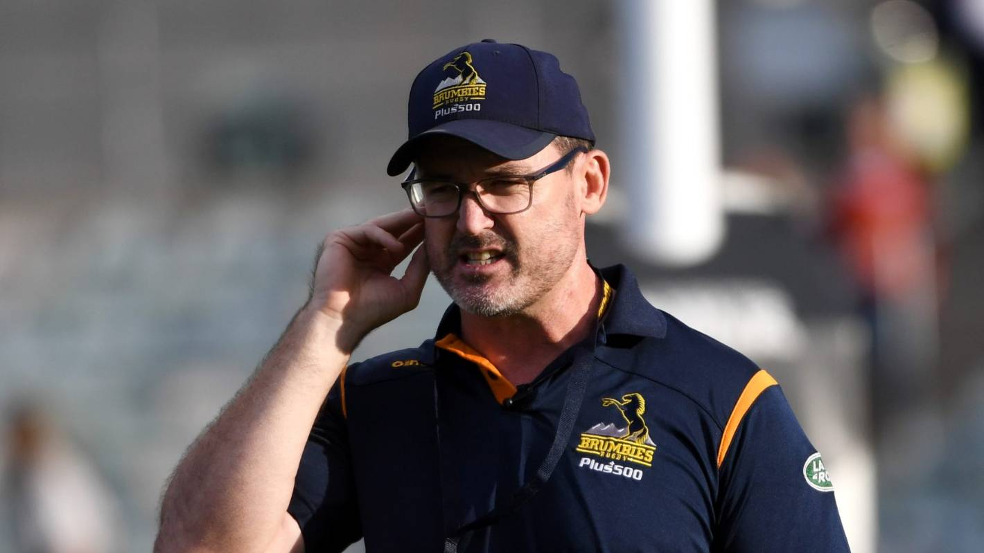 Super Rugby: Brumbies over the worst of mumps outbreak ahead of Chiefs clash